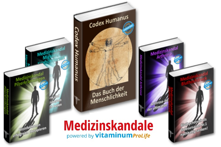 Medizinskandale-Buchreihe