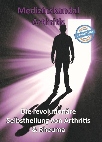 Medizinskandal Arthritis (gebundenes Buch)