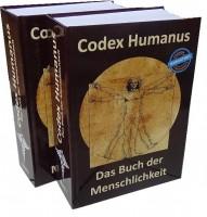Codex Humanus - Das Buch der Menschlichkeit (gebundenes Buch + 2 Bonus Ebooks)