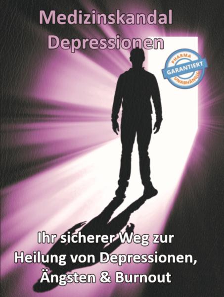 Medizinskandal Depressionen (gebundenes Buch)
