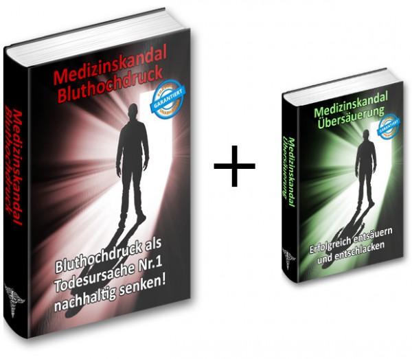 """Medizinskandal Bluthochdruck - """"Bluthochdruck als Todesursache Nr.1 nachhaltig senken!"""""""
