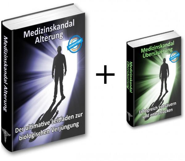 """Medizinskandal Alterung - """"Der ultimative Leitfaden zur biologischen Verjüngung!"""""""