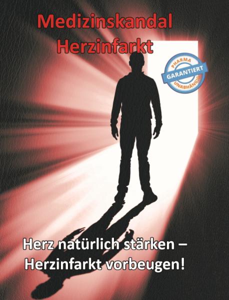 MÄNGELEXEMPLAR Medizinskandal Herzinfarkt (gebundenes Buch)