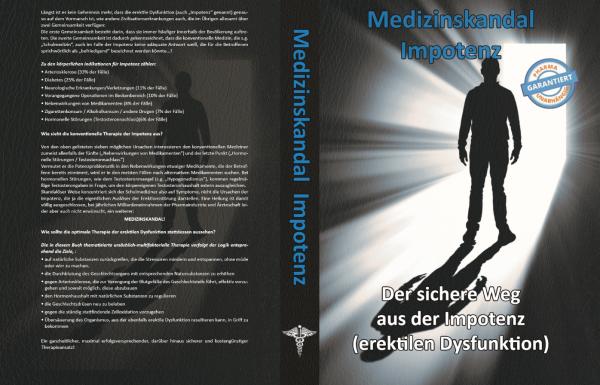 Medizinskandal Impotenz (gebundenes Buch)