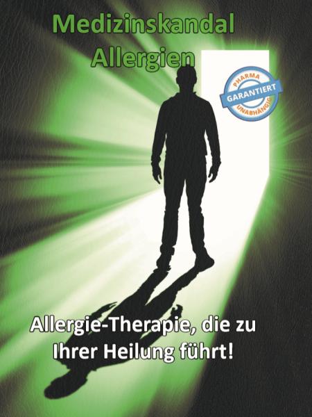 MÄNGELEXEMPLAR Medizinskandal Allergien (gebundenes Buch)