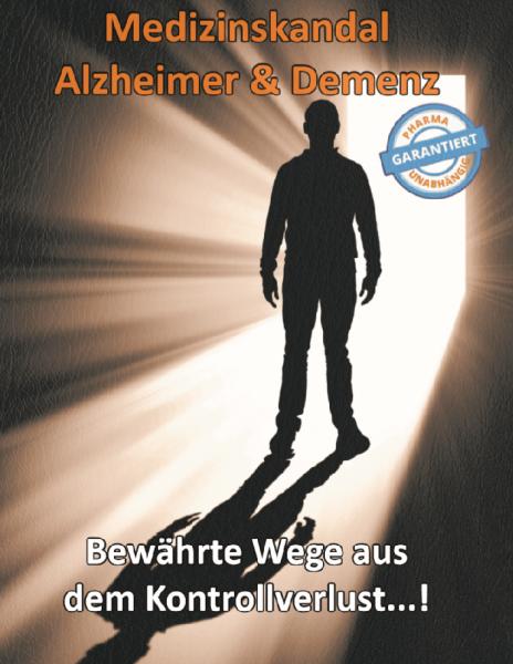 Medizinskandal Alzheimer & Demenz (gebundenes Buch)